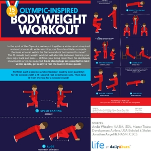 DailyBurn | Expert Contributor, Workout Design | FEB 2014