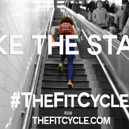 Take the Stairs! | Move of the Week