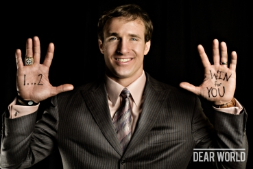 Drew Brees, NFL Superbowl MVP